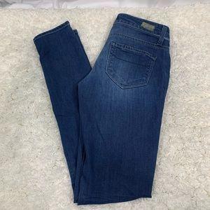 Paige skinny jeans size 26
